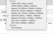 network-preset